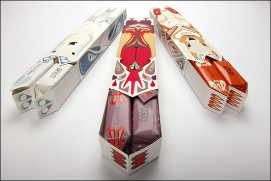 Einem Chocolate Packaging Design