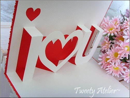 30 Creative Examples of Valentines Day Cards Creative – Creative Valentine Day Cards