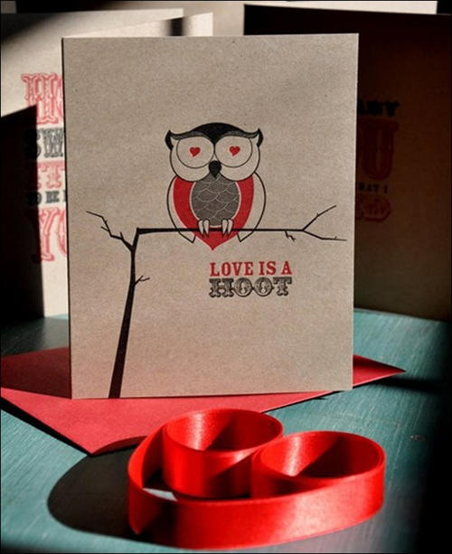 Love is a Hoot