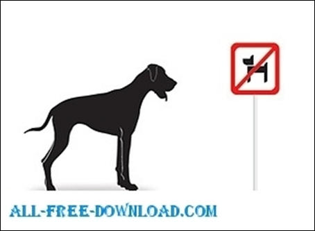 Free Dog Vector