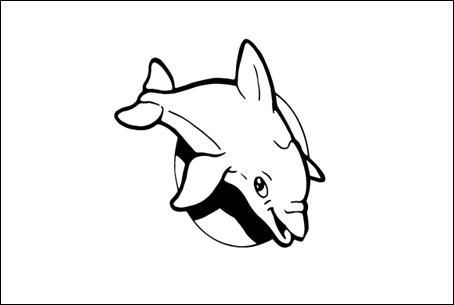 Free Dolphin Smiling Vector