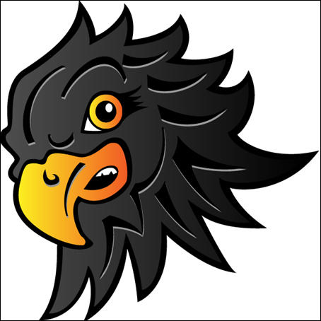 Eagle Head Free Vector