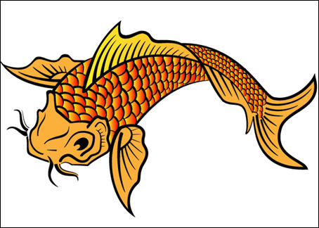 Free Koi Vector