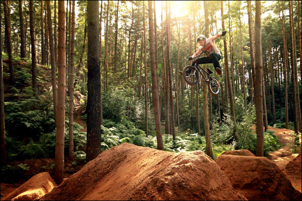 Sports Photography: BMX by Samuel Ashby