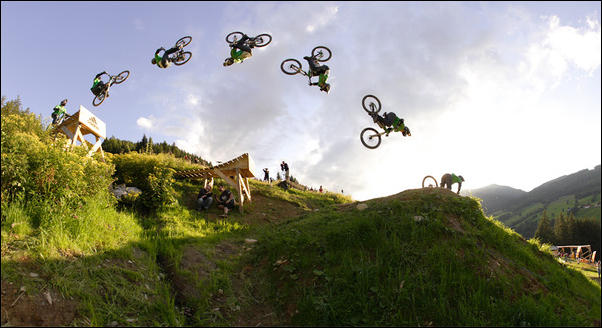 Extreme Sports Photography by Lars Scharl