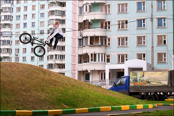 Extreme Sports by Kirill Tutchkin