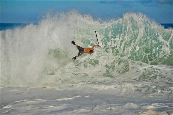 Extreme Water Sports Photography by Mike Slagter