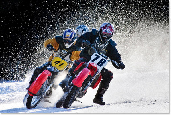 Winter Extreme Sports Photography by Frank Rapp
