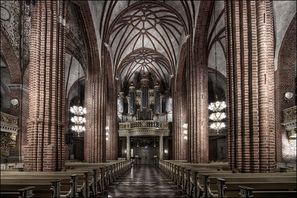 Stockholm Cathedral by Kah Wai Lin
