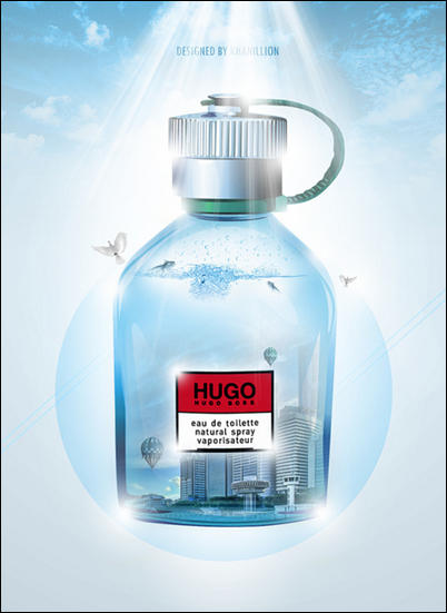 Hugo Boss by Khanillion