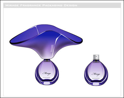 Perfume Bottle by echomah