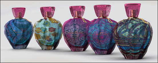 Zandra Rhodes EDT Early Concepts by Alan Tabrett