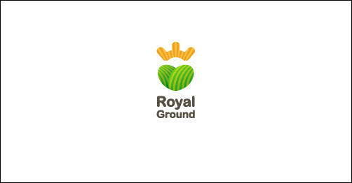 Royal Ground by magicshadow heart shaped logos