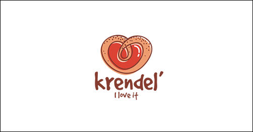 Krendel by 13mu heart shaped logos