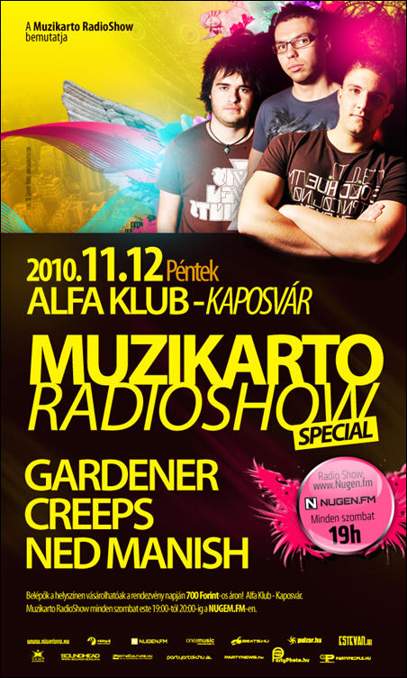 Muzikarto Flyer Source (.psd)