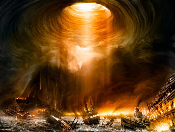 Doomsday photo manipulation