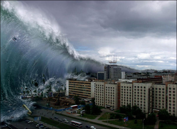 Tsunami Doomsday 
