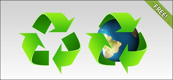 2-PSD-Recycling-Symbols