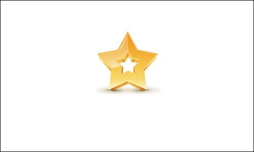 3D-Golden-Star-Icon