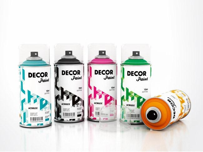 65 unique and creative product designs for inspiration for Creative spray paint ideas