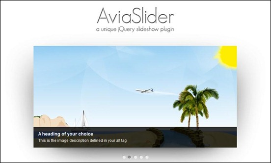 Avia-Slider