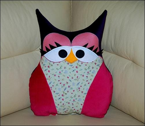 Big-Owl-Pillow