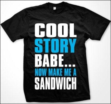 35 Funny T-shirts with Cool Prints and Slogans - Creative ...
