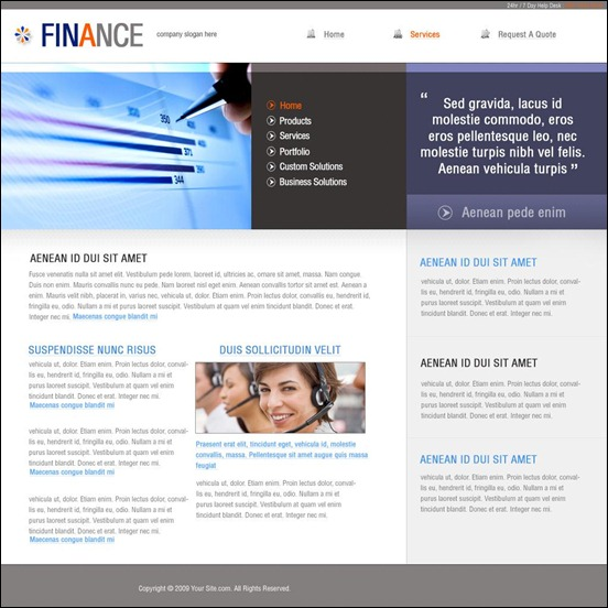 Finance