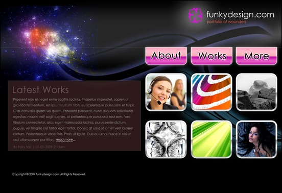 Funky-Design