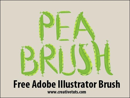 Green-Peas-Illustrator-Brush