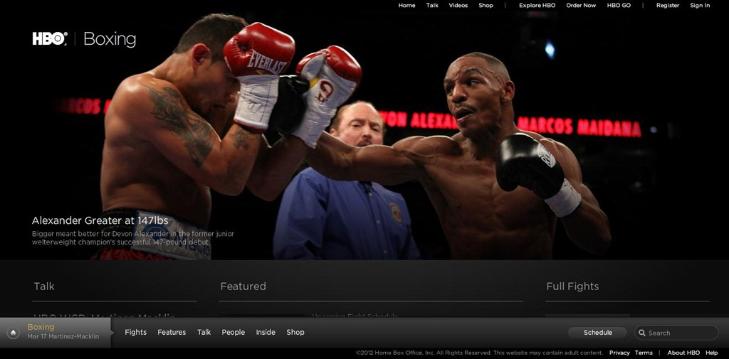 Hbo Boxing Commentators Hbo Boxing