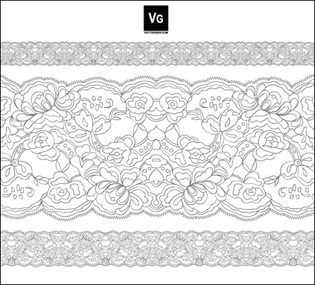 Lace-Pattern-Brush