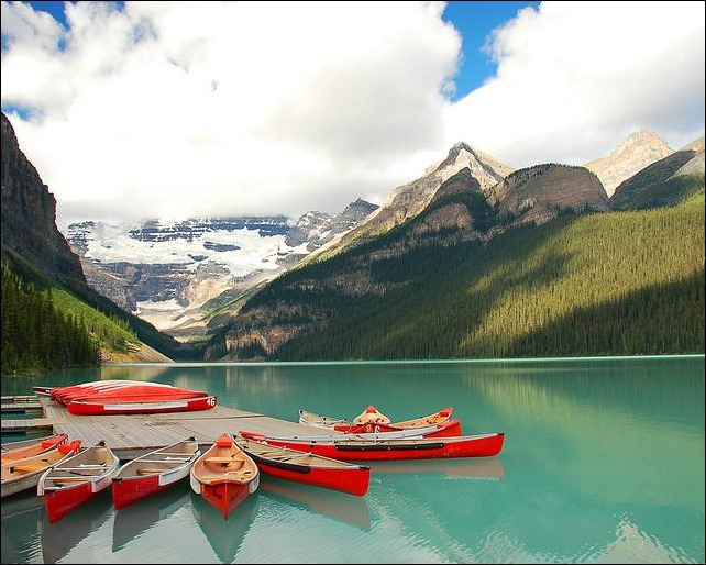 Lake-Louise---Banff