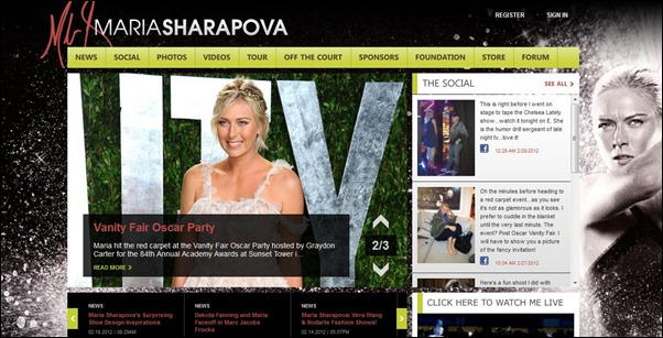 Maria-Sharapova