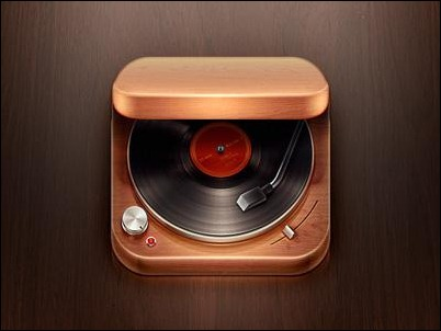 Record-Player-IOS-Icon