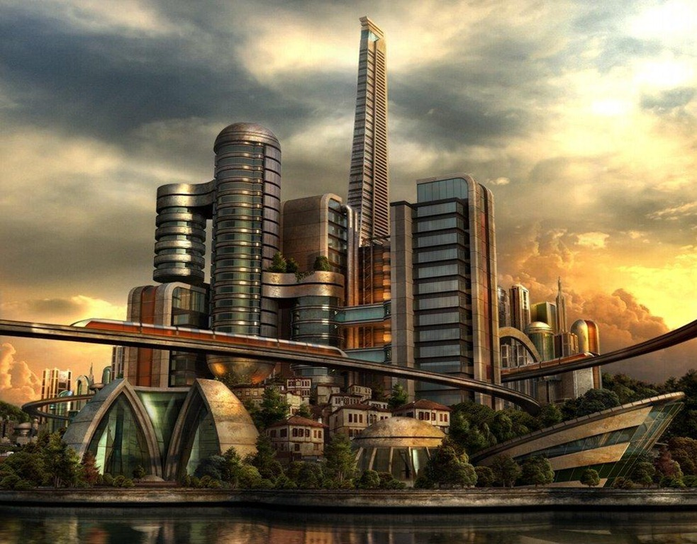 the future of the city Following the very first colonies, cities such as new york, dubai and tokyo are  now at the centre of the revolution of city life.