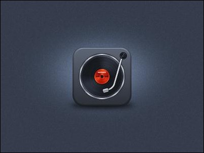 Turntable-iOS-Icon