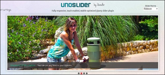 Unoslider