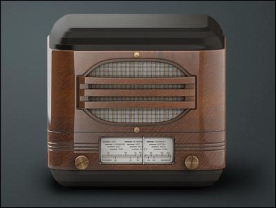 Vintage-Radio-iOS-Icon