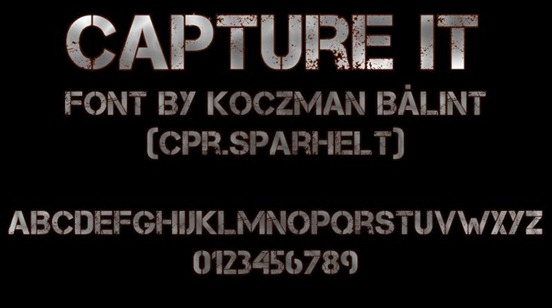 capture-it-font