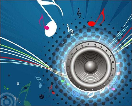 create-a-sound-system-wallpaper-design