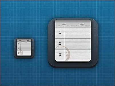 iOS-Notebook-Icon