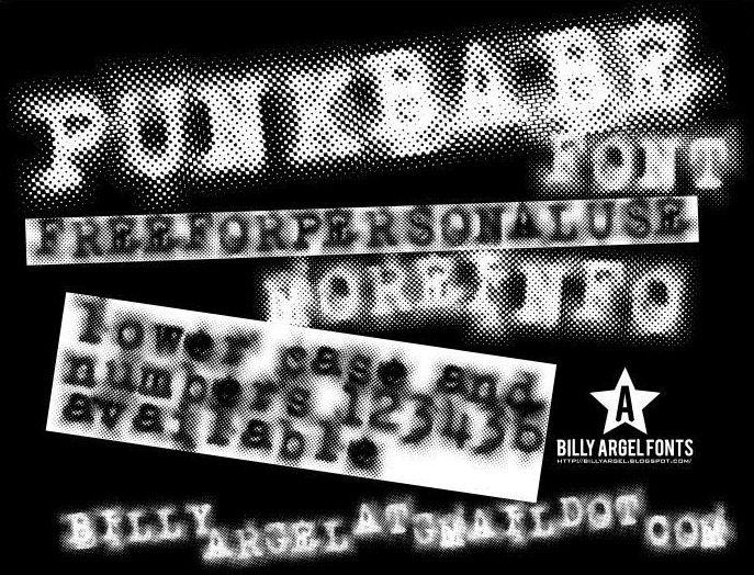 80 Rugged Grunge Fonts For Your Artworks And Designs