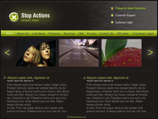 stop-action