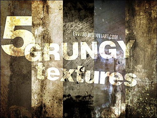 5-grungy-textures