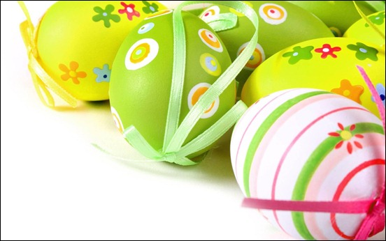 Pretty-Easter-Eggs-with-bow