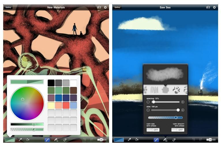 Ipad Brushes Brushes – Ipad Edition