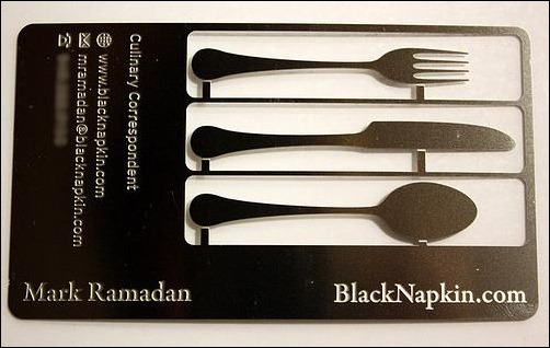business-card-for-black-napkin