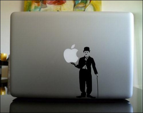 charlie-chaplin-macbook-sticker