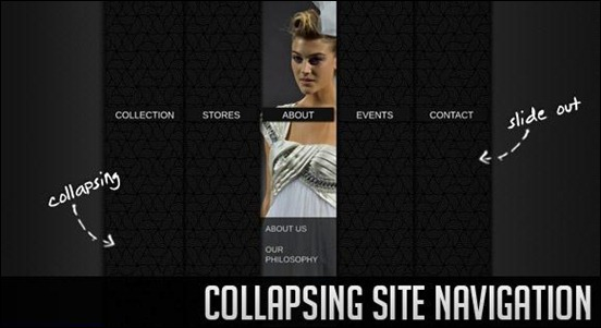 collapsing-side-navigation-with-jQuery